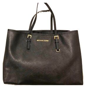 Michael Kors Large Black Handbag